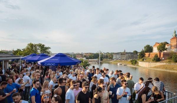 Going. | PRZEŁOŻONE / Roof Party w. MANOID - Hotel Poleski