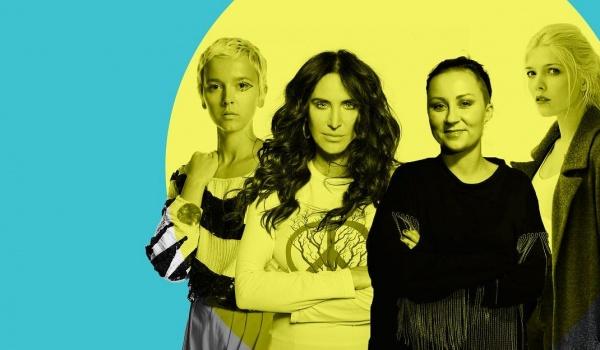 Going. | Women's Voices: Przybysz Zawiałow Kayah Brodka Mery Spolsky - Międzynarodowe Centrum Kongresowe