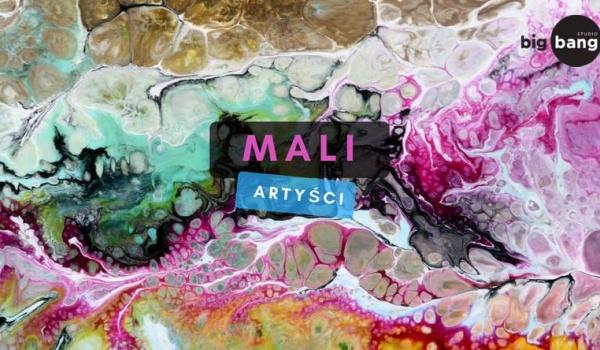 Going. | Mali artyści - warsztat plastyczne wariacje - Big Bang Studio