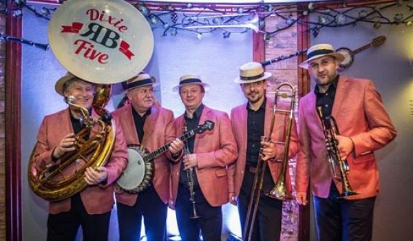 Going. | Muzyczne dachowanie/ PROM do Nowego Orleanu: R.B. Dixie Five - PROM Kultury Saska Kępa