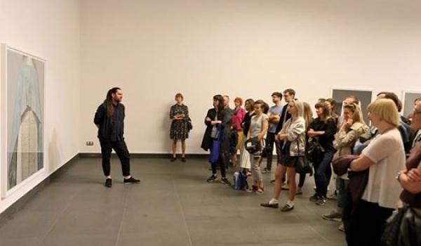 Going. | Bownik - Rewers / II oprowadzanie po wystawie - Centrum Kultury ZAMEK w Poznaniu