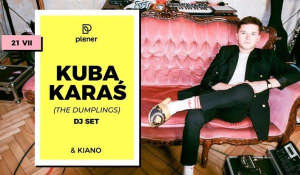Going. | Kuba Karaś (The Dumplings) DJ Set ● Kiano - Plener