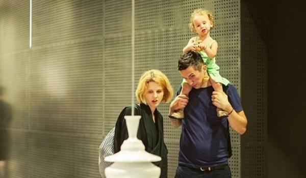 Going. | Muzealne zmysły: Aerobic z dzieckiem - Muzeum Miasta Gdyni