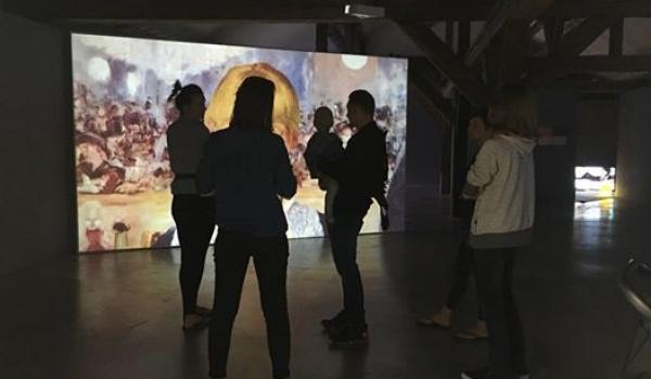 Going. | BAW! we WRO – spacer po wystawie z Magdaleną Kreis - Centrum Sztuki WRO - WRO Art Center