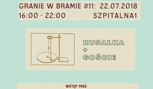 Going. | Granie w Bramie #11: Rusałka + Madikoptah - Szpitalna 1