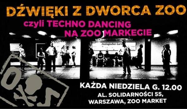 Going. | Dźwięki z Dworca Zoo czyli Techno Dancing - ZOO Market