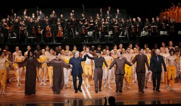 Going. | IX Symfonia wg Béjarta i Złota Konewka / balet - Zamek Królewski