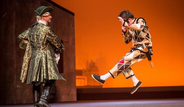 Going. | Sługa dwóch panów - Teatr Dramatyczny