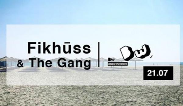 Going. | Fikhūss & The Gang - Brzeg Wschodni