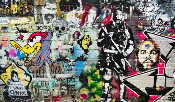Going. | Warsztaty street art – Posnania Fun Box - Galeria Posnania
