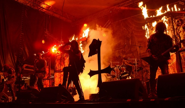Going. | Watain + Rotting Christ, Profanatica - Progresja