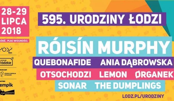 Going. | 595. Urodziny Łodzi - Łódź