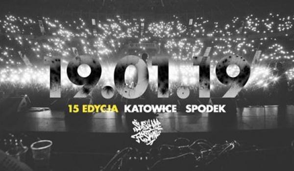 Going.   ŚLĄSKI RAP FESTIVAL 2019 - Spodek
