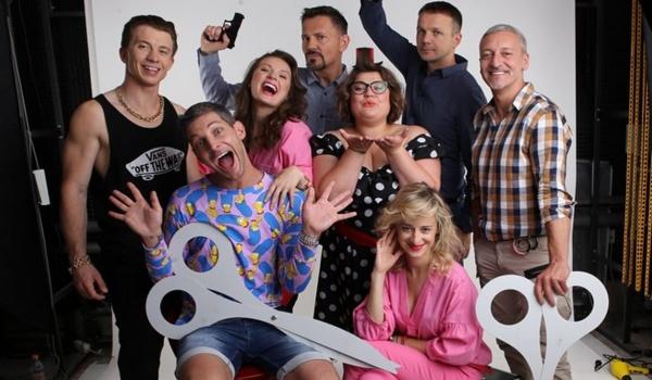 Going.   Szalone nożyczki - Teatr Wielki im. Stanisława Moniuszki