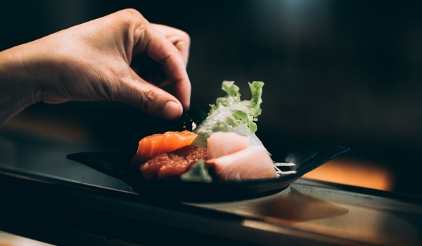 Going. | Sushi Time - CookUp