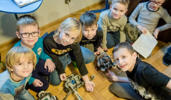 Going. | Lato z Kombinatorami - Fundacja Edukacyjna Kombinatory.pl