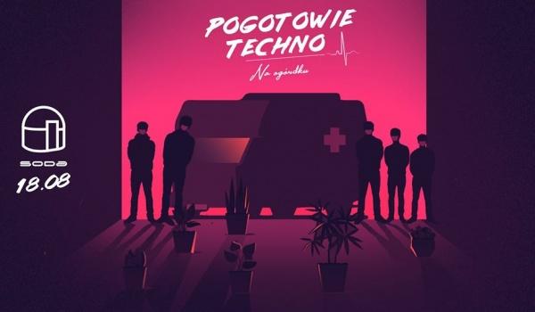 Going. | Pogotowie Techno // na ogródku [open-air rave] - SODA Underground Stage