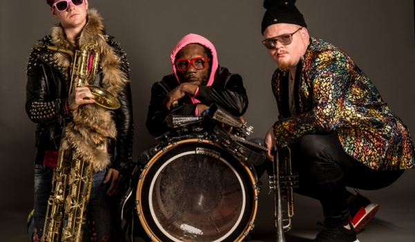 Going. | Too Many Zooz - Klub Studencki Kwadrat