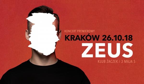Going. | Zeus w Krakowie | Koncert premierowy - Klub Studencki Żaczek
