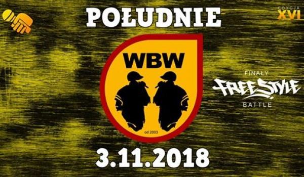 Going. | WBW 2018 • Finał Południe • Freestyle Battle - Klub Studencki Żaczek