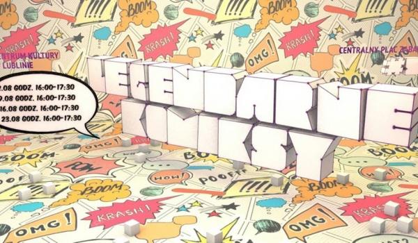 Going. | Legendarne komiksy - Centralny Plac Zabaw