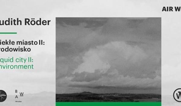 Going.   Judith Röder - Ciekłe miasto II: środowisko - BWA Studio