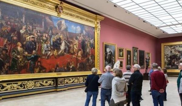 Going.   Środy w cieniu sztuki - Muzeum Narodowe w Krakowie