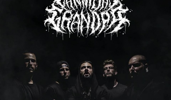Going. | Cannibal Grandpa + support - Estrada Stagebar