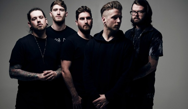 Going. | Bury Tomorrow + 36 Crazyfists, Cane Hill, CL - Hydrozagadka