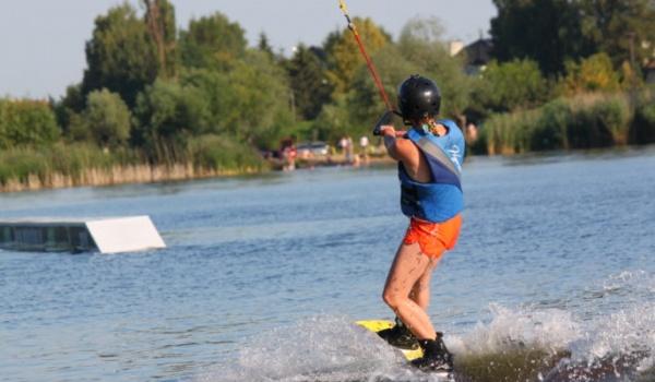 Going. | GIRLS CAN WAKE warsztaty wakeboardowe dla kobiet - Wake Park Szczecin