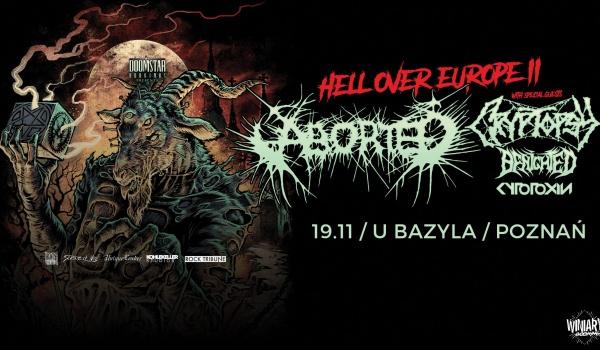 Going. | Aborted + Cryptopsy i goście - Klub u Bazyla