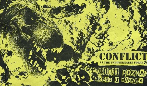 Going. | Conflict (UK) - Klub u Bazyla