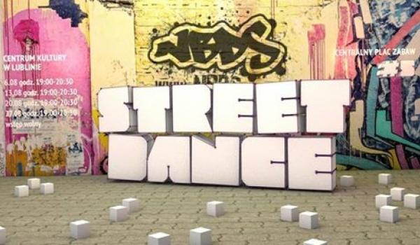 Going. | Street Dance - Centralny Plac Zabaw