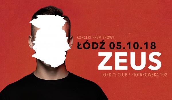 Going. | Zeus w Łodzi / Koncert premierowy - Klub Lordi's