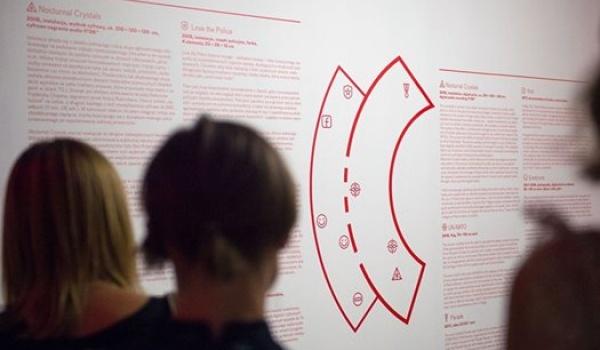 Going. | Odbiór pogłębiony vol. 2 / Red is Bad - MWW Muzeum Współczesne Wrocław