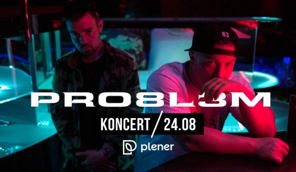 Going. | PRO8L3M | Koncert w Lublinie - Plener