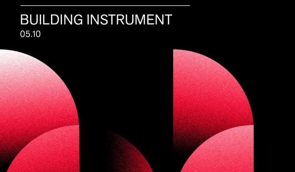 Going. | Building Instrument [Eklektik Session 2018] - Akademia Sztuk Pięknych