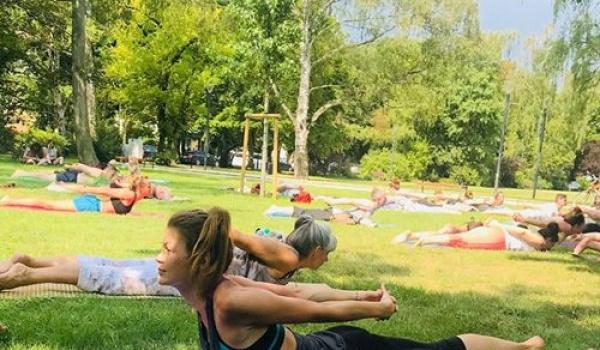 Going. | Och Yoga w Makaraka Studio - Makaraka Studio Dziecięcej Aktywności