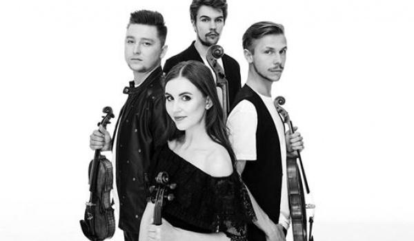 Going.   Muscada String Quartet - Centrum Kultury Dwór Artusa