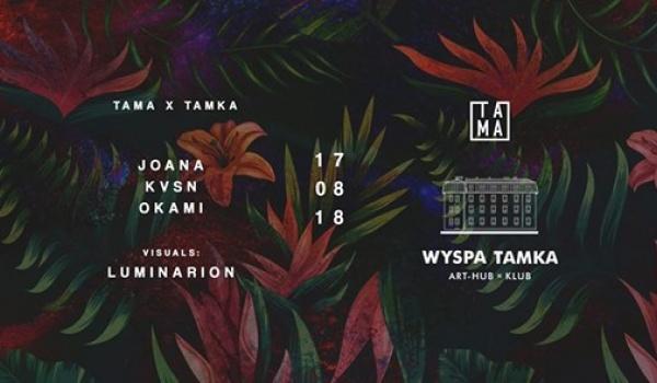 Going.   Tama na Tamce - Wyspa Tamka
