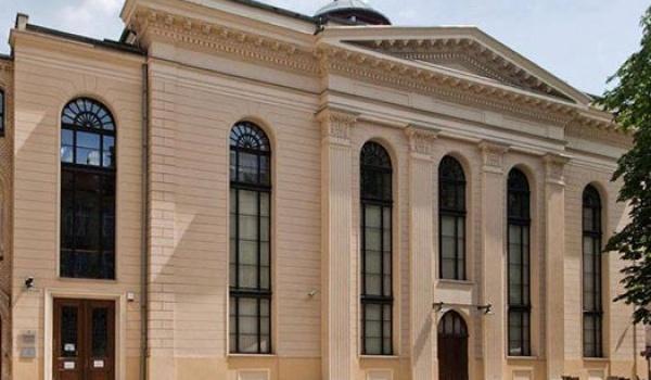 Going.   Śladami wrocławskich Żydów – spacer z przewodnikiem - Synagoga pod Białym Bocianem