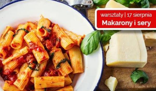Going. | Warsztaty - Makarony i sery - Kulinarne Atelier