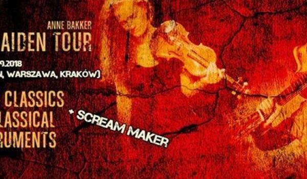 Going.   Nylon Maiden (Thomas Zwijsen, Anne Bakker), Scream Maker - Blues Club Gdynia