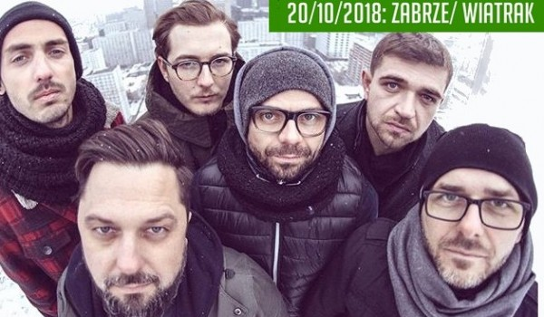 Going. | Happysad + Rycerzyki - Klub CK Wiatrak