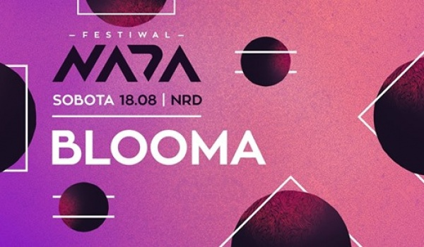 Going.   Blooma   Festiwal NADA - NRD Klub
