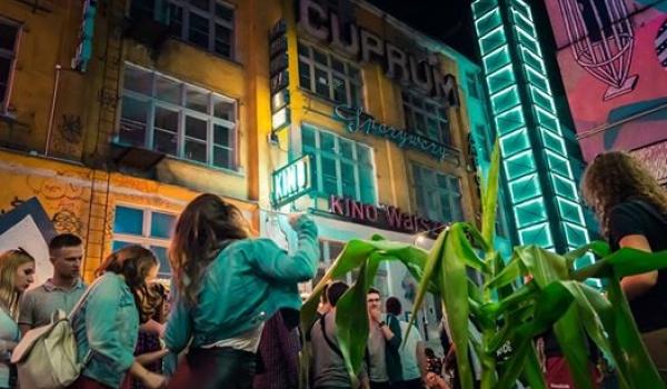 Going.   Silent Disco w Miejskiej Dżungli - Surowiec