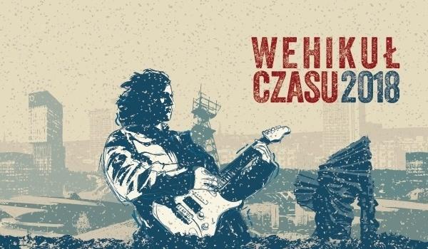 Going. | Wehikuł Czasu 2018 - Katowice Miasto Ogrodów