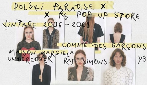 Going. | POLSKI PARADISE X RS pop up store - Jasna 1