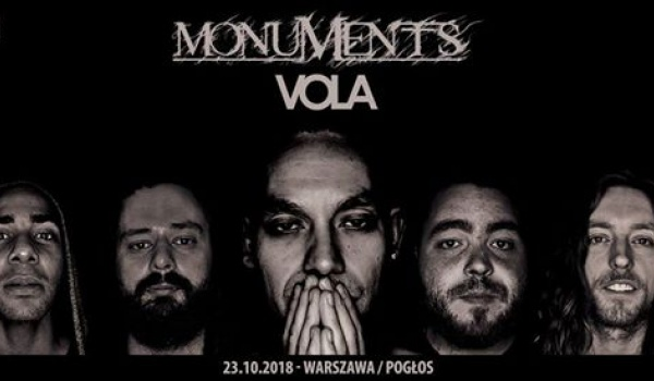 Going. | Monuments + Vola - Pogłos