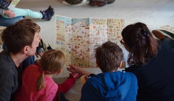 Going. | Słowem po Świecie: Hiszpania - warsztat dla dzieci - Dom Słów